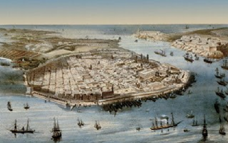 La Habana en 1700