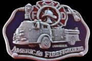 El desarrollo de los departamentos municipales de bomberos en los Estados Unidos
