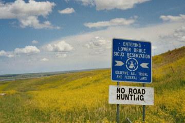 Debe terminar el control federal de las tierras tribales