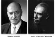 Hazlitt y Keynes: Vocaciones opuestas